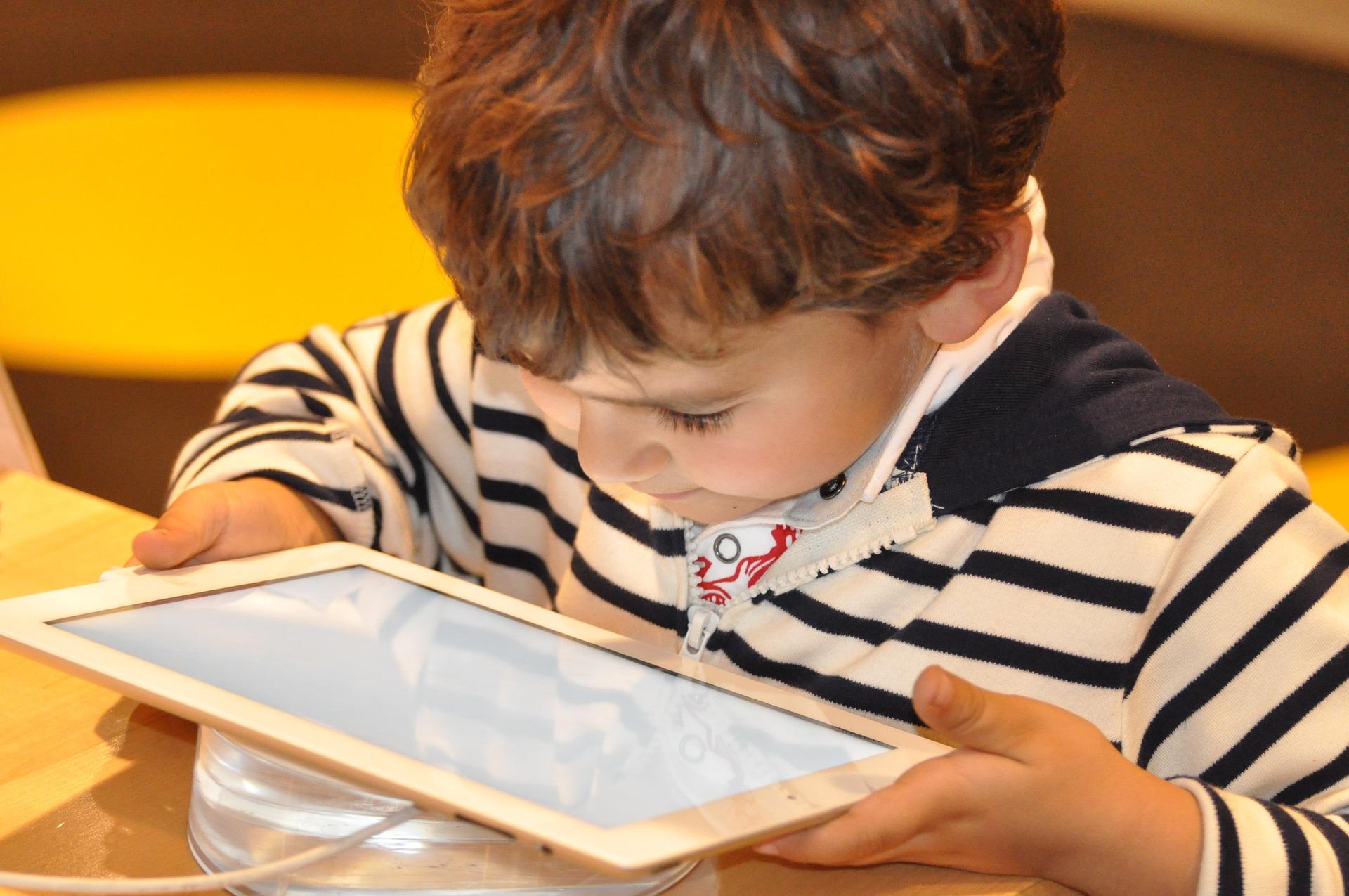 screen time babies children